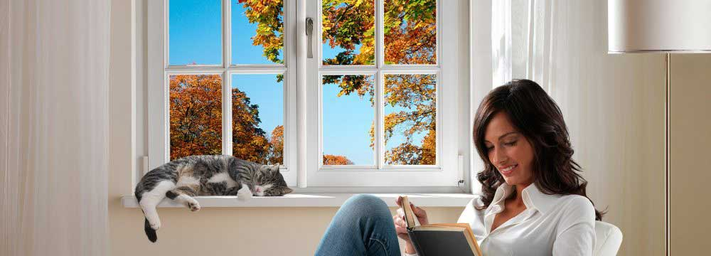 Fenêtre Finstral avec oscillo-battant