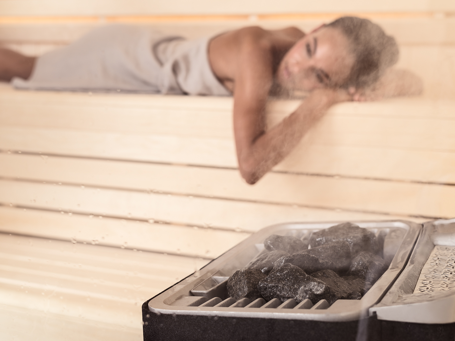 sauna traditionnelle