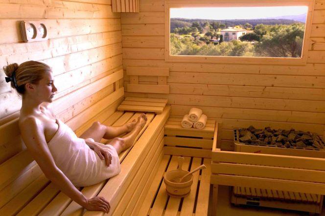 Un sauna pour votre bien-être