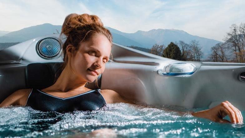 Relaxation dans un spa