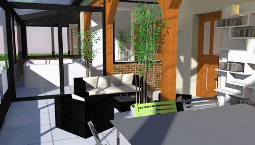 Extension Eco'logis 3D